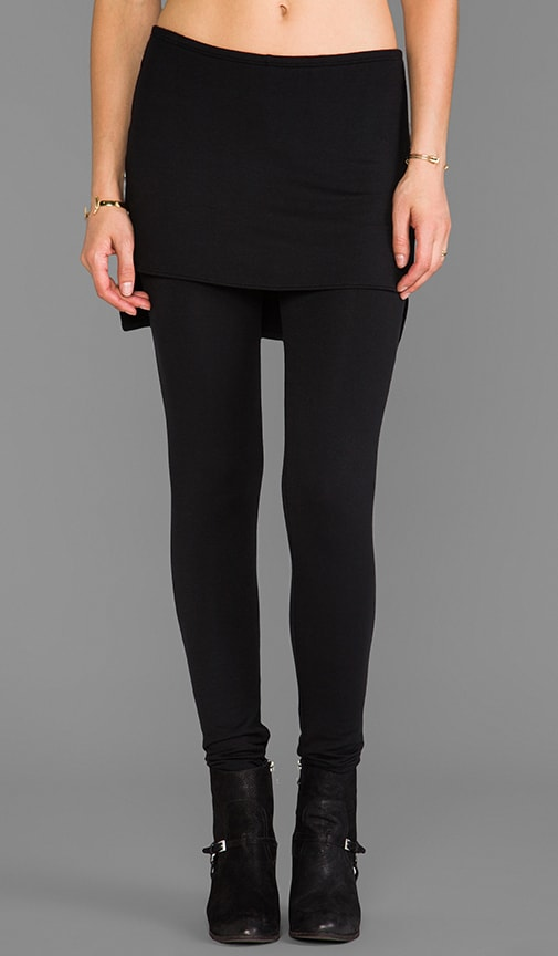 Max High-Low Skirt Legging