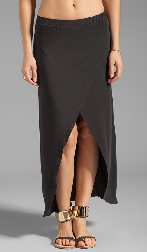 Jester Wrap Maxi Skirt