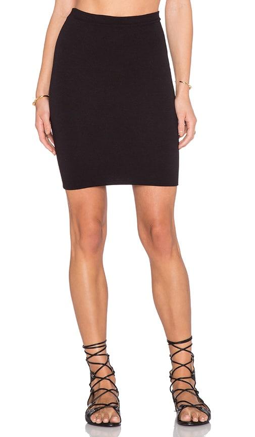 Riller & Fount Bonnie Skirt in Black