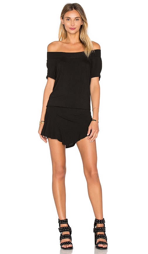 Riller & Fount Jordy Romper in Black
