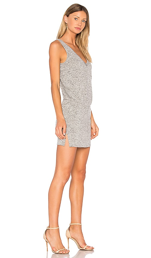 Riller & Fount Rudi Romper in Gray
