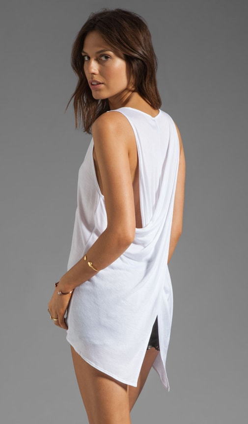 Renee Criss Cross V Neck Tank