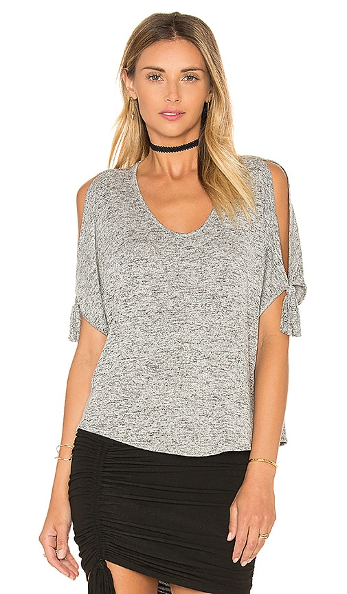 Riller & Fount Taj Top in Gray