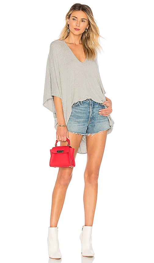 Riller & Fount Lola Tee in Gray