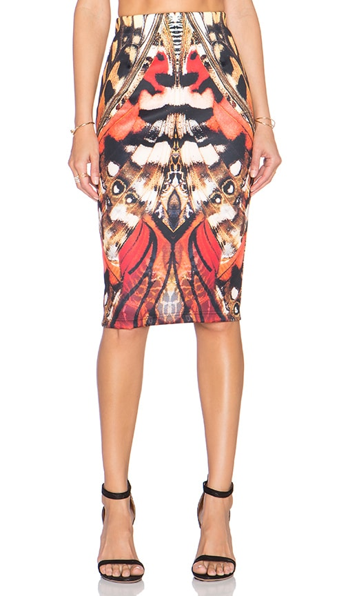 Lucidity Pencil Skirt