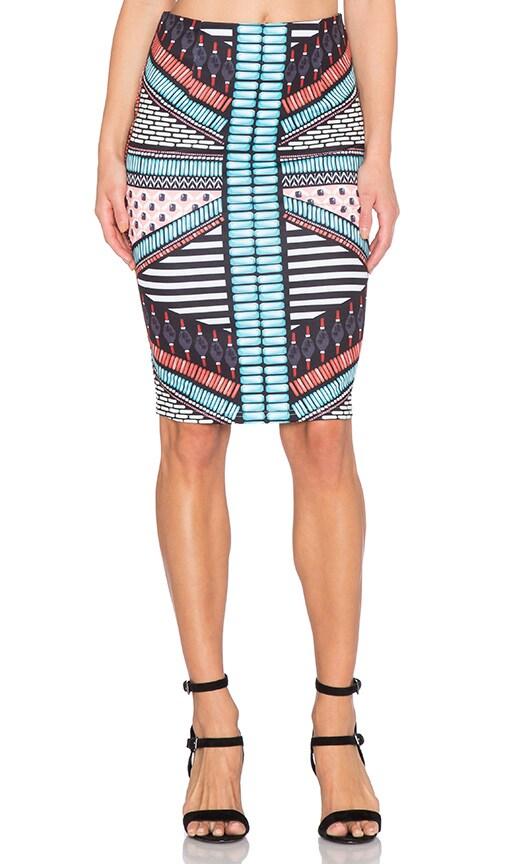 Panama Pencil Skirt