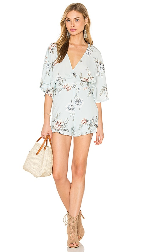 Cloudy Summer Romper