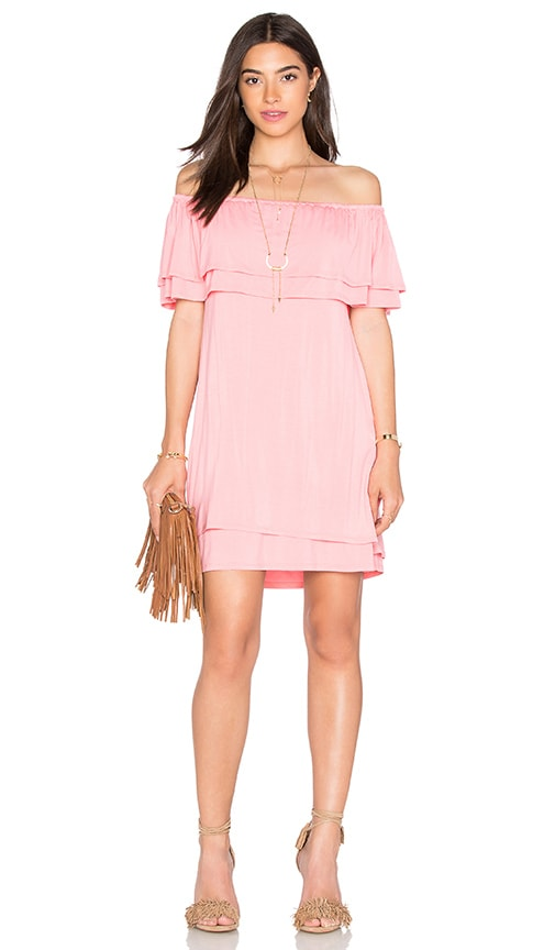 Rebecca Minkoff Dev Dress in Pink