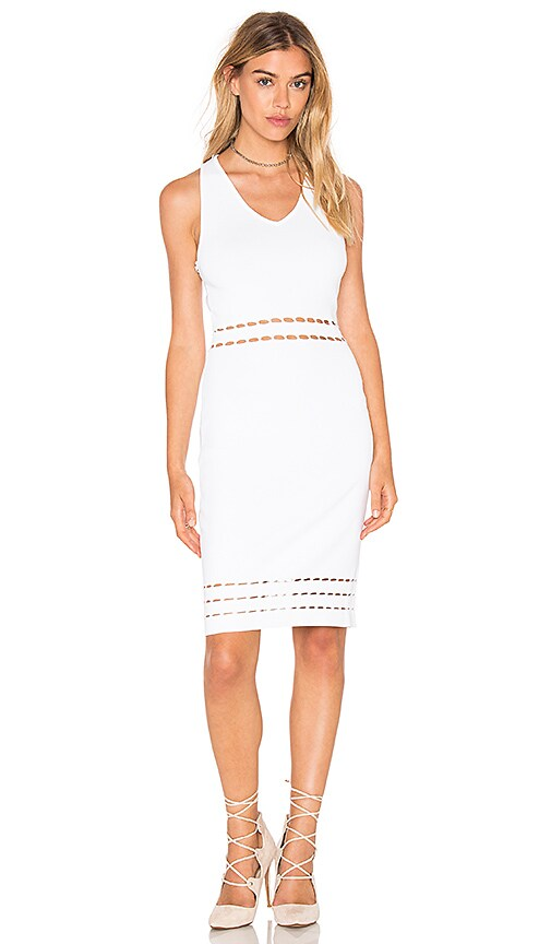 Rebecca Minkoff Charly Dress in White