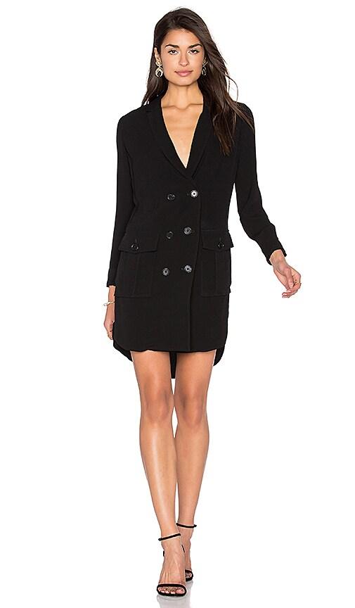 Rebecca Minkoff Leslie Dress in Black