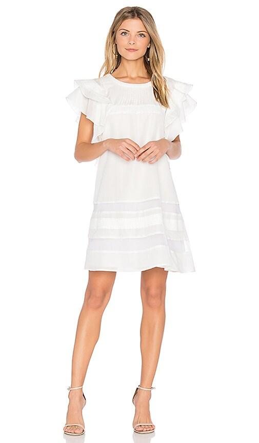 Rebecca Minkoff Boca Dress in White
