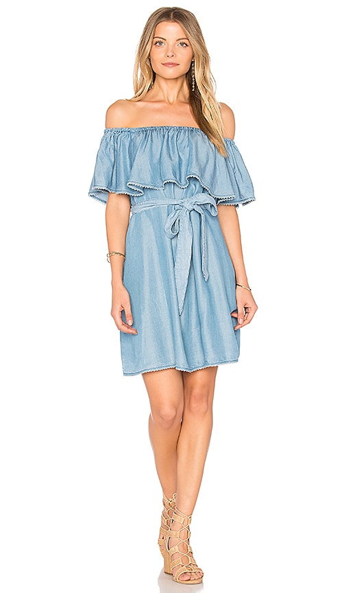 Rebecca Minkoff Iris Dress in Blue