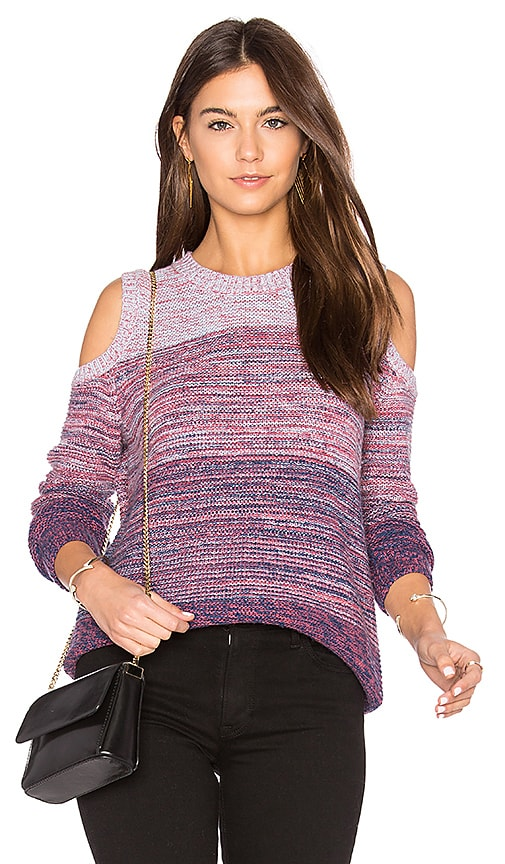 Rebecca Minkoff Page Sweater in Blue
