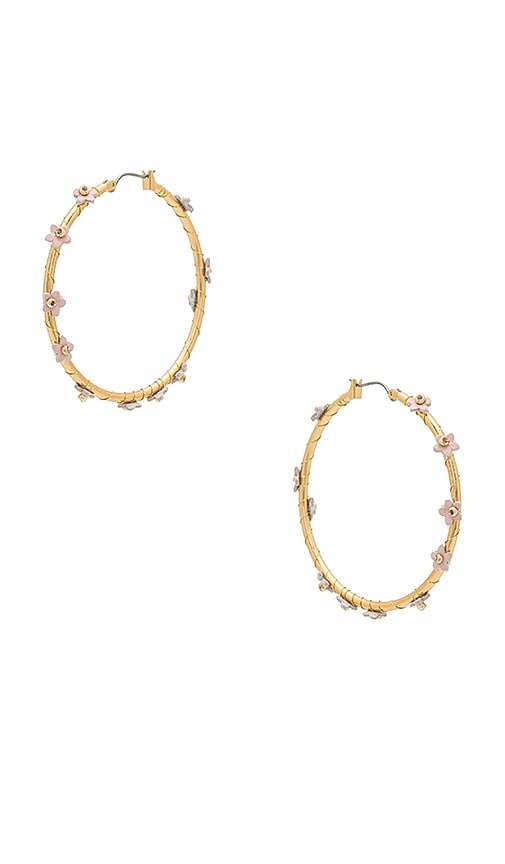 Rebecca Minkoff Calla Hoop Earrings kb7cJu