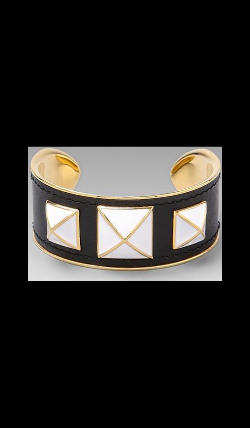 Small Enamel Stud Bracelet