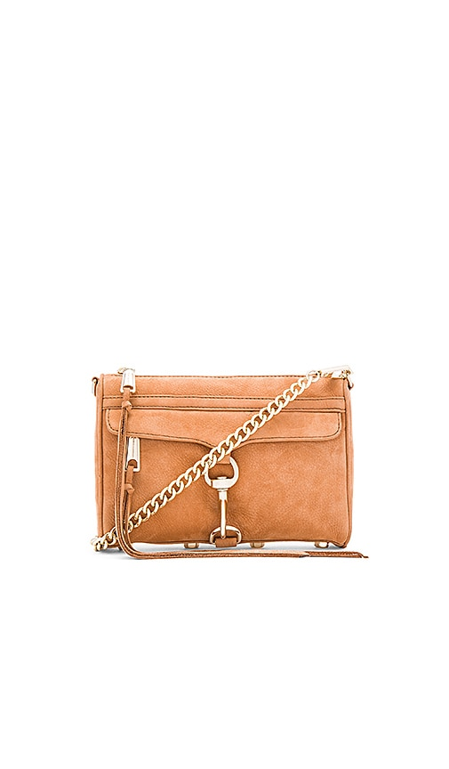 Mini Mac Crossbody Bag