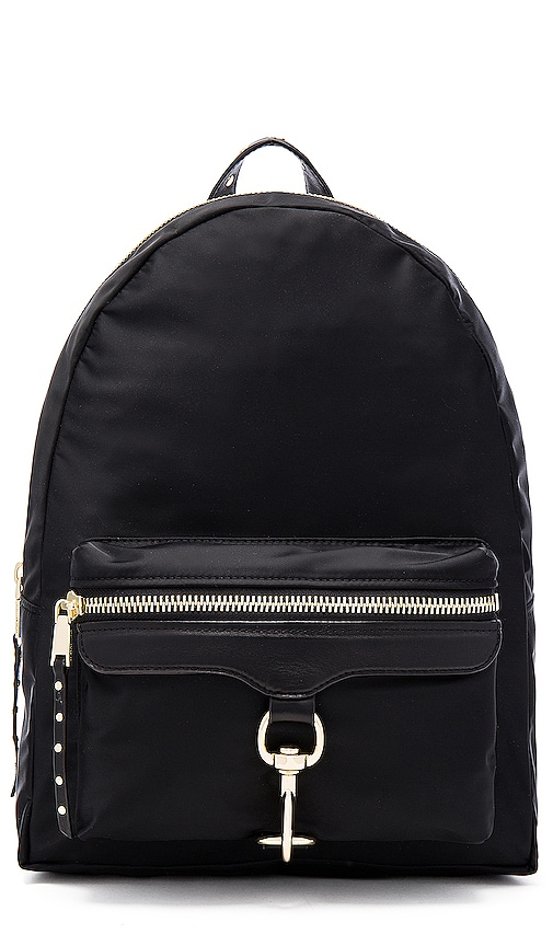 Rebecca Minkoff Mab Backpack in Black