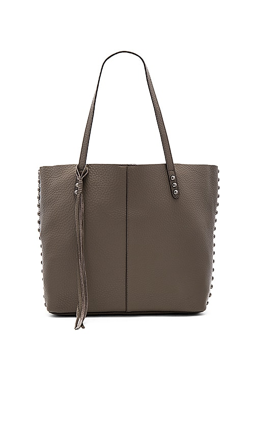 Rebecca Minkoff Medium Unlined Tote Bag in Charcoal