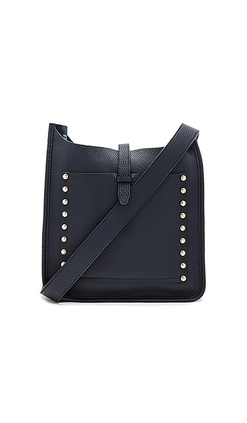 Rebecca Minkoff Unlined Feed Bag in Navy