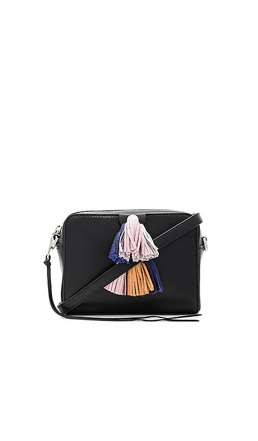 Rebecca Minkoff Mini Sofia Crossbody in Black