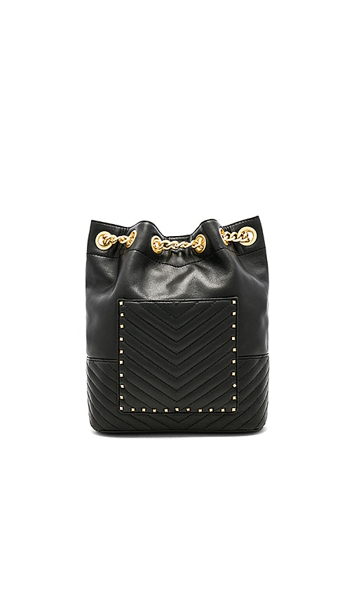 Rebecca Minkoff Becky Convertible Backpack in Black