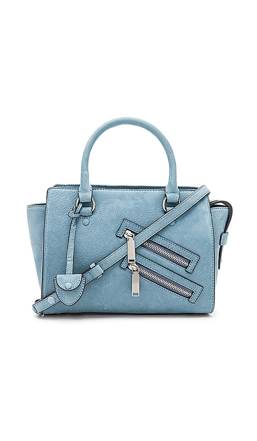 Rebecca Minkoff Small Jamie Satchel in Blue
