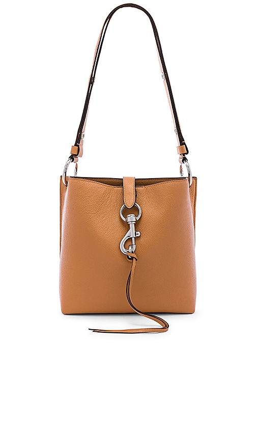 27cd90811 Rebecca Minkoff Megan Bag in Honey | REVOLVE