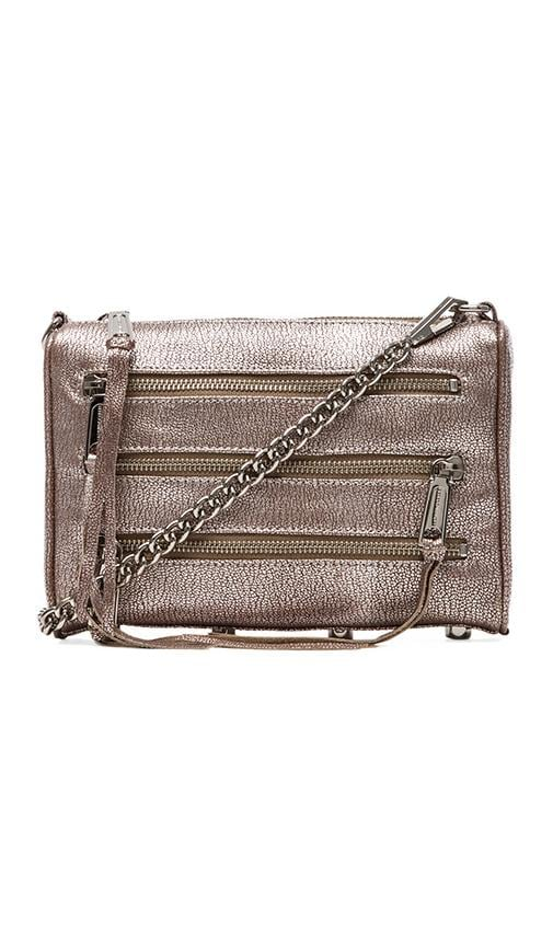 Mini 5 Zip Handbag