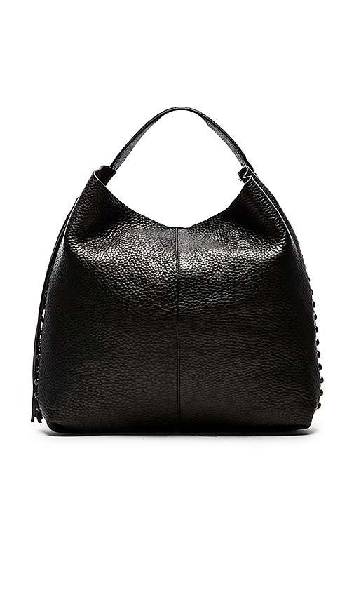 Rebecca Minkoff Unlined Hobo in Black