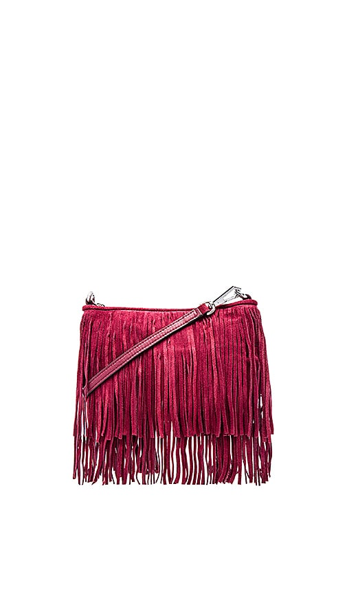 Rebecca Minkoff Finn Crossbody Bag in Port