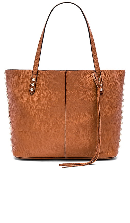 Rebecca Minkoff Unlined Tote in Almond