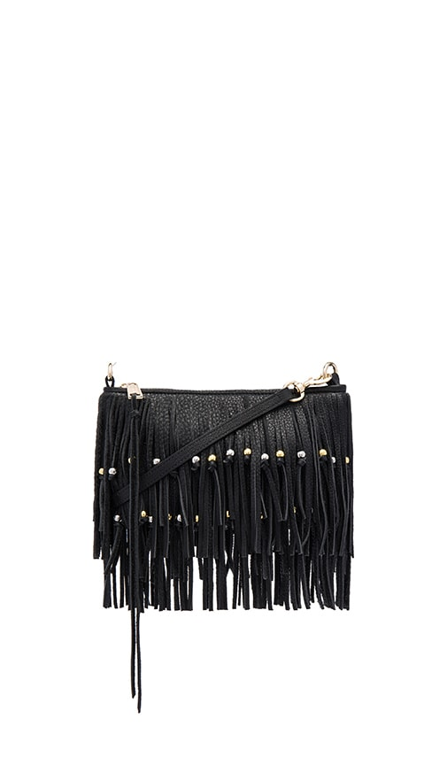 Rebecca Minkoff Finn Crossbody Bag in Black