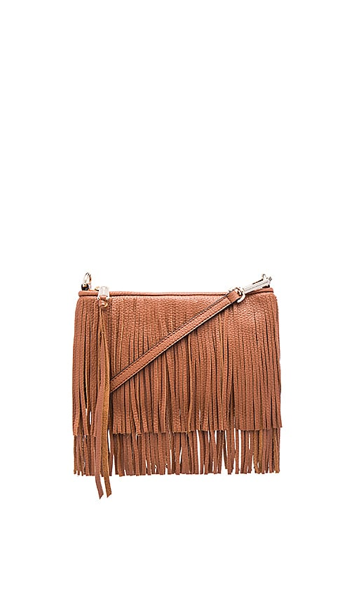 Rebecca Minkoff Finn Crossbody Bag in Brown