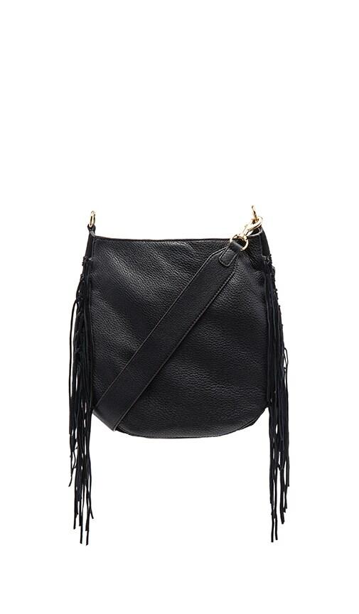 Rebecca Minkoff Lima Hobo Bag in Black