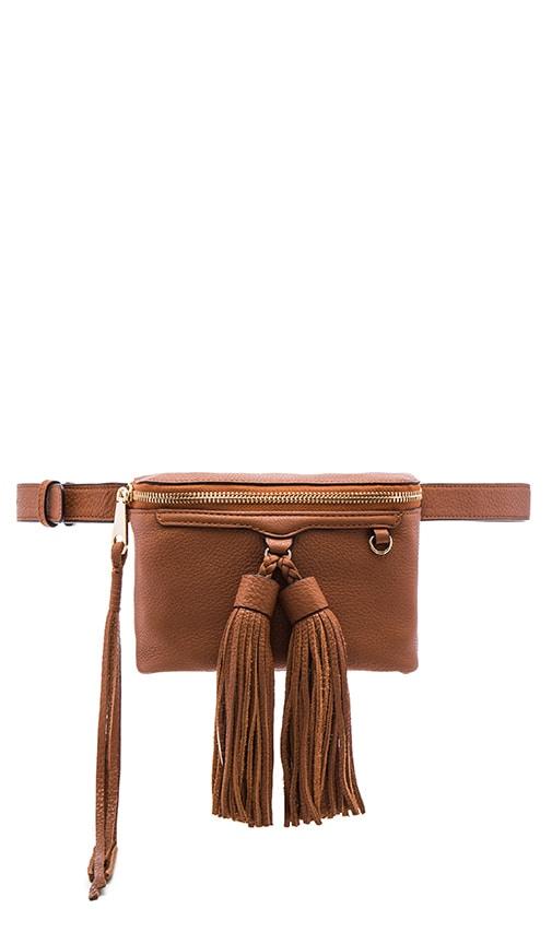 Rebecca Minkoff Wendy Belt Bag in Tan