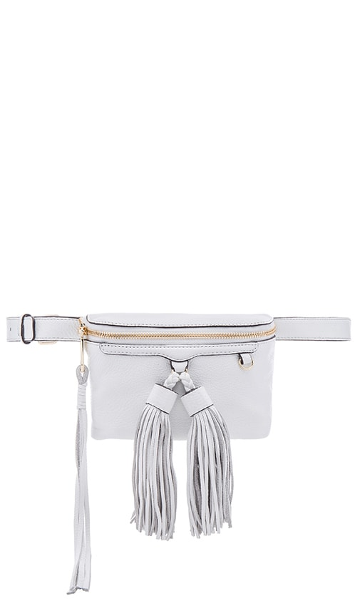 Rebecca Minkoff Wendy Belt Bag in White