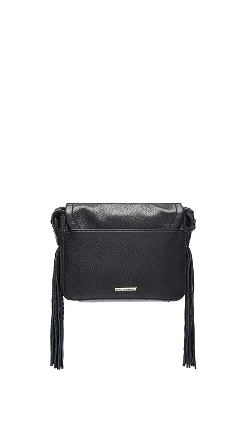Rebecca Minkoff Small Wendy Crossbody Bag in Black