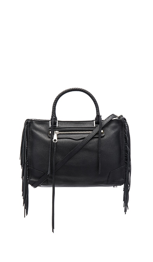 Fringe Regan Satchel Bag