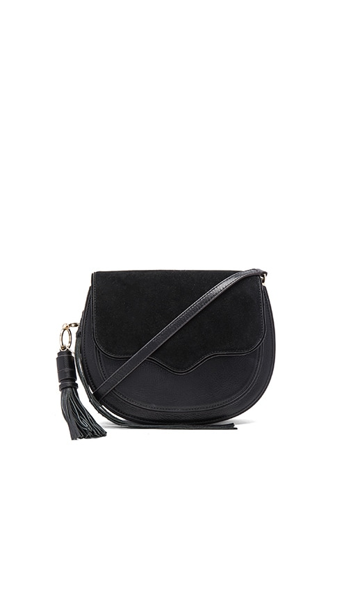 Rebecca Minkoff Large Suki Crossbody Bag in Black