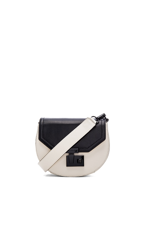 Medium Paris Saddle Bag