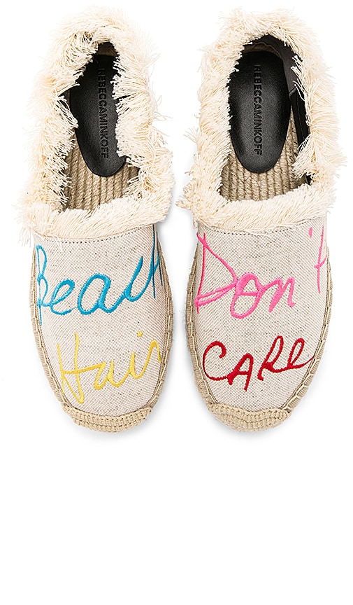 Baylee Beach Hair Dont Care Espadrille