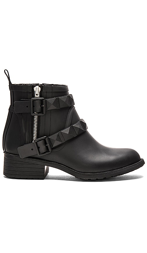 Rebecca Minkoff Quincy Rain Boot in Black