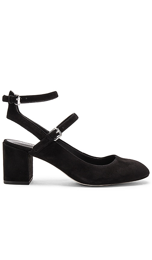 Rebecca Minkoff Brooke Heel in Black