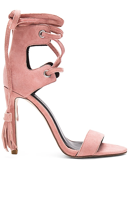 Rebecca Minkoff Riley Heel in Rose