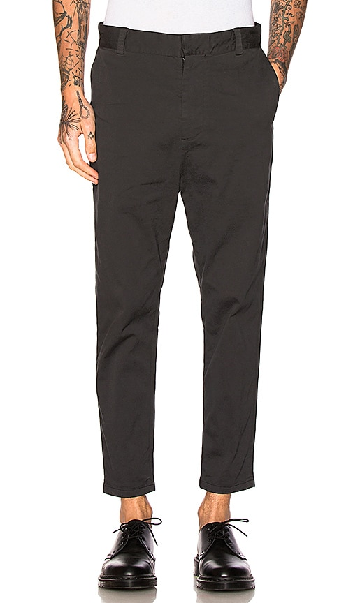 Robert Geller Jan Pants in Black