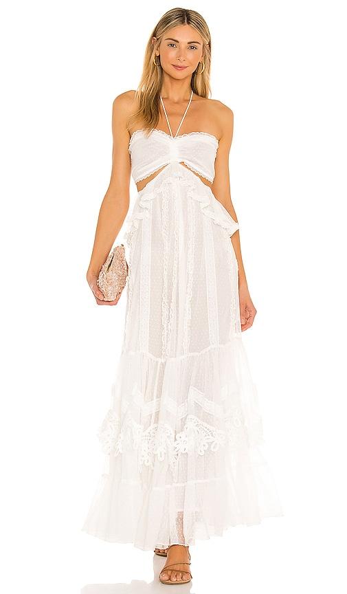Rococo Sand AME MAXI DRESS