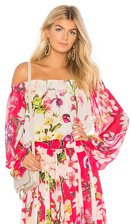 ROCOCO SAND Bloom Top in Pink