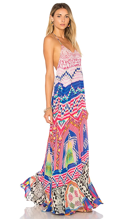 ROCOCO SAND X REVOLVE Maxi Dress in Pink