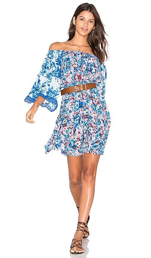 Romantic Florals Dress