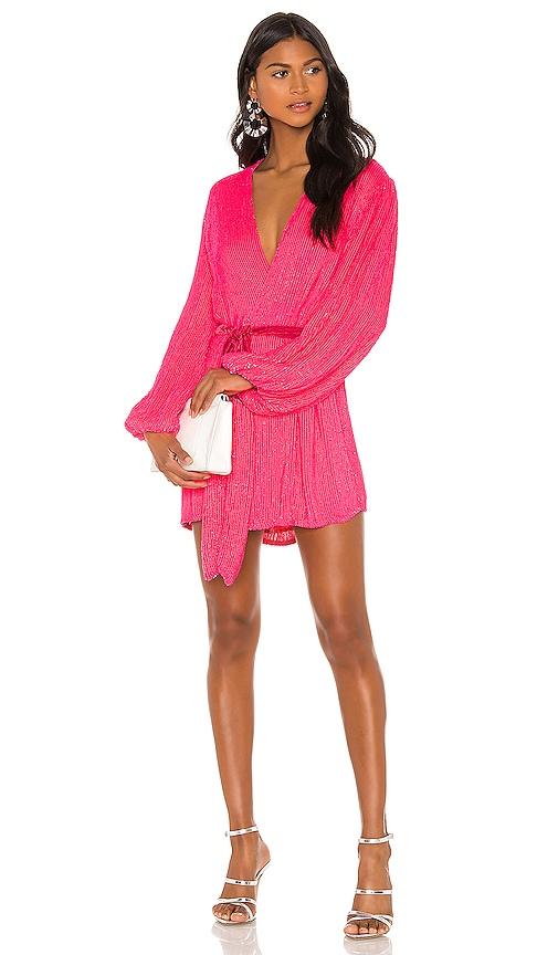 x REVOLVE Gabrielle Robe Dress